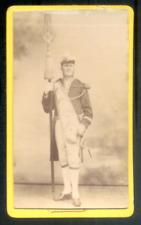 CDV Châteauneuf à AVIGNON, Colonel des gardes suisses de la cité papale ? c.1890