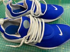 Nike Mens Lads Worn Blue / White used Presto Trainers Size 7
