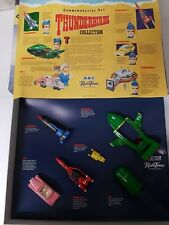 Thunderbirds Ltd Edition Commemorative Set-Radio Times - Matchbox