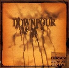 NEW Downpour by Chronos CD Sealed 12 Songs
