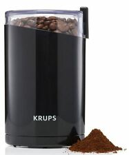KRUPS Coffee Spice Grinder Electric Grind Stainless Steel Blades F203 Espresso