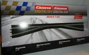 Carrera 20030350 Digital 132/124 Engstelle, links, OVP