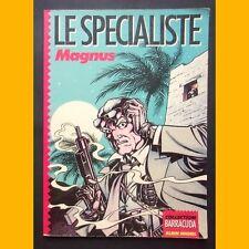LE SPÉCIALISTE Magnus EO 1985