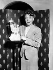 OLD CBS RADIO PHOTO Julie Stevens on the program, The Romance of Helen Trent 2