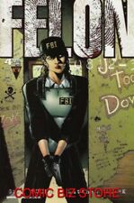 FELON #4 (2002) 1ST PRINTING BAGGED & BOARDED TOP COW COMICS