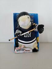 2002 Gemmy Sergei Dancing Hockey Hamster new in box