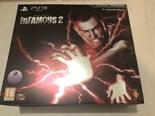 Infamous 2 Hero Edition PAL *RARE* PS3 Playstation 3 Limited Edition