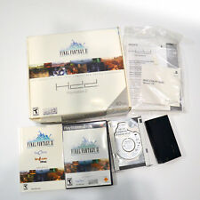 Final Fantasy Online PlayStation 2 Hard Disk Drive Sony PS2 Network Adaptor HDD