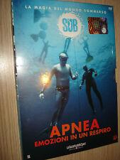 DVD N° 15 SUB LA MAGIA DEL MONDO SOMMERSO APNEA EMOZIONI IN UN RESPIRO