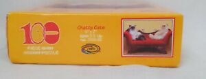"Ceaco 100 Piece Mini Jigsaw Puzzle ""Chatty Cats"" 9""x7"" Sealed Vintage"