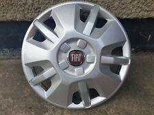 "Original Single Fiat DUCATO Van 15"" Wheel Trim Radkappe x1"