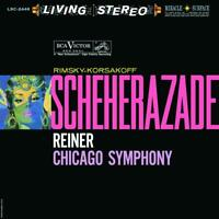 Fritz Reiner - Rimsky-Korsakoff: Scheherazade SEALED Analogue Productions Vinyl