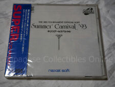 NEC PC ENGINE SCD NEXZR special summer carnival 93 CD-ROM BRAND NEW super rare