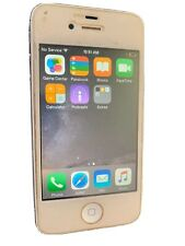 Apple iPhone 4s - White (Unlocked) A1387