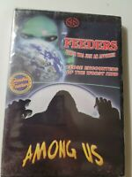 Feeders / Among Us Double Sided DVD rare oop brand new sealed region free