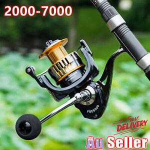 17+1BB Aluminum Alloy Gear Ratio Light Weight Ultra Smooth Spinning Fishing Reel