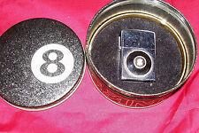 Zippo 8 Ball Camel Cigarettes Cigarette Lighter Pool Billiards Collector Vintage