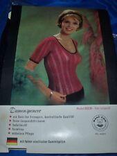 RAR Vintage Banilon Damenspencer Gr. 38-40 schwarz Shirt Spencer OVP ! (H365)
