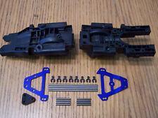 Traxxas 1/10 E-Revo VXL 2.0 Bulkheads Tie Bars Pins Front Rear Diff Case 86086-4