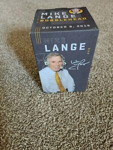 Pittsburgh Penguins Mike Lange Bobblehead new in box