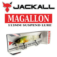 JACKALL BROS. MAGALLON 113MM SUSPEND LURE 13.7G Skeleton Ayu Head MADE IN JAPAN