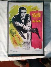 James Bond 007 Dr.No Sideshow Figure Mib