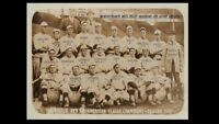 Rare 1915 Babe Ruth Team PHOTO Boston Red Sox, ROOKIE,Fenway Park, World Series