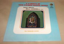 Don Reno & Bill Harrell [LP] Sacred Gospel Songs  (Vinyl, Bluegrass)