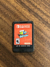 Nintendo Super Mario Odyssey Switch Game Cartridge Only