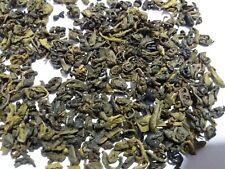 100% pure loose Gunpowder green tea Ceylon tea  leaf tea from sri lanka