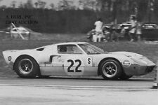 Ford GT40 – Ickx & Oliver – winners 12 Hours of Sebring 1969 - photograph