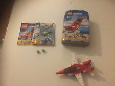 Lego Creator Avión 3in1 - 6741-Completo Con Caja E Instrucciones