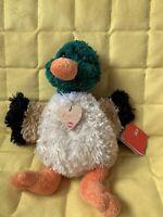 Trudi Bussi Fred Duck Teddy