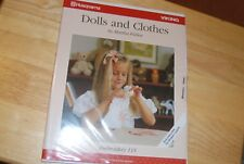 Husqvarna Viking Embroidery Disk #115 & #121 DOLLS + CLOTHES by Martha Pullen