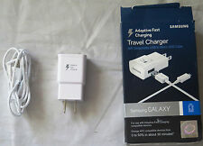 Samsung Adaptive Fast Charging Micro USB Travel Charger For S7/S6/Note 5
