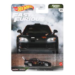 [Pre-Order] Honda S2000 - Fast & Furious Furious Fleet - Hot Wheels Premium 2021