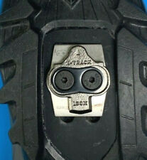 WEDGE LOOK X-TRACK MTB Mountain cleat pedal + CRANK BROS SHOE SHIELD [3/4 Angle]