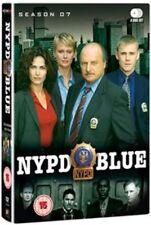 NYPD Blue Season 7 Digital Versatile Disc DVD Region 2 Shipp