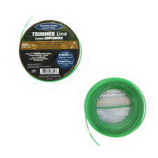 """2 Spools Weed Eater Gas String Trimmer Line .080"""" ~ New"""