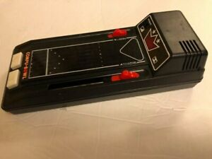 Vintage 1978 Tomy Compu-Bowl Handheld Electronic Bowling Game Rare Hard To Find!