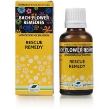 New Life Bach Flower Rescue Remedy 30 - 30 ml Dilution
