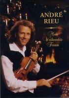 """ANDRE RIEU """"MEIN WEIHNACHTSTRAUM"""" DVD NEU"""