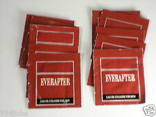 Avon LOT OF 30 MENS EVERAFTER COLOGNE MOIST TOWLETTE SAMPLES GREAT FOR TRAVEL