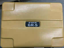 Topcon Gr 5 Dual Carrying Case 9060 1475 Used