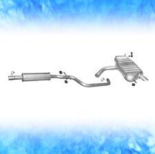 VW GOLF 5 V 1.6 75 KW 102 PS Schrägheck 2004-2008 Auspuff Abgasanlage 0838