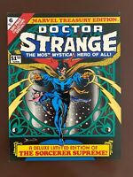 Doctor Strange Marvel Treasury 6  Near Mint- (9.2) - White Pages