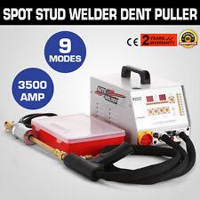3500AMP Vehicle Panel Spot Puller Dent Spotter Stud Active Welder GYS 2700 110V