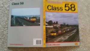 LIFE & TIMES SERIES CLASS 58 COLIN J MARSDEN  H/B