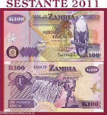 ZAMBIA - 100 KWACHA  1992 - P. 38b   -  FDS  / UNC