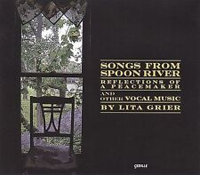 Songs From Spoon River, New Music